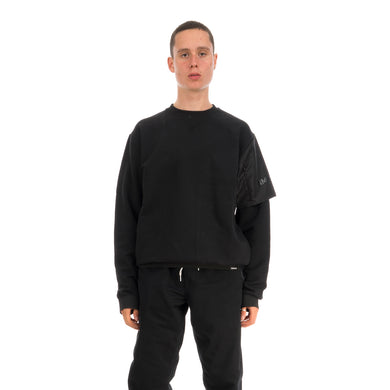 NEMEN® ID Sweatshirt Ink Black