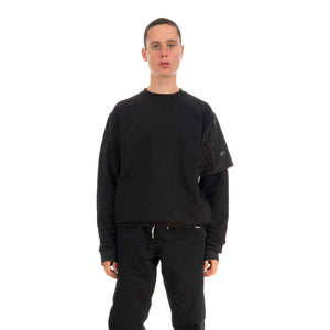NEMEN® | ID Sweatshirt Ink Black - Concrete