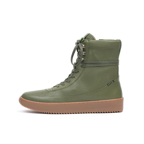 NEWAMS Highland Sneaker Boot Green