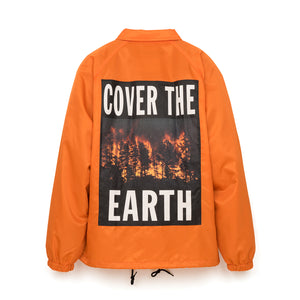 NEIGHBORHOOD | 'CTDNH' / N-JKT Orange - Concrete