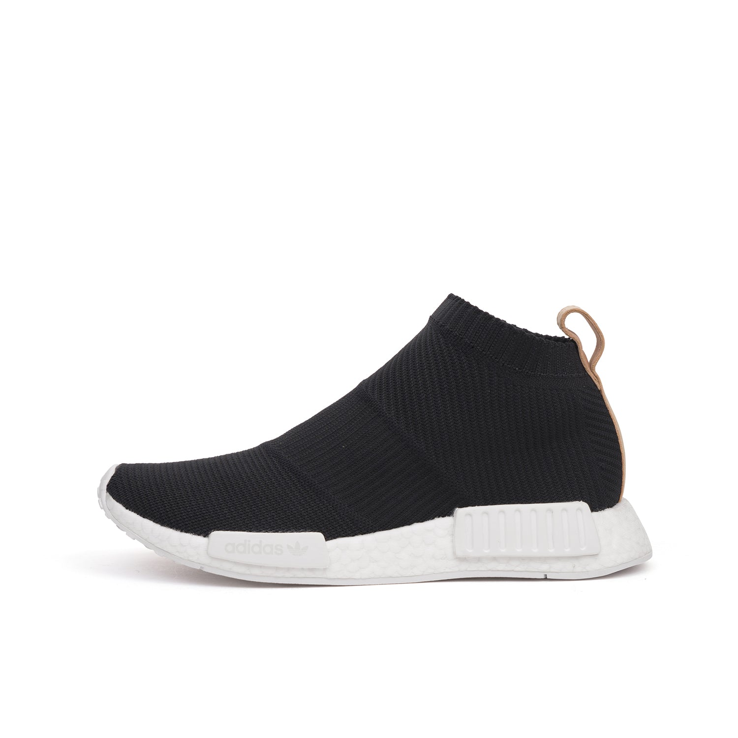 adidas Originals NMD_CS1 PK 'Leather' Core Black