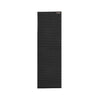 NO KA'OI Gummed Yoga Mat Black - Concrete