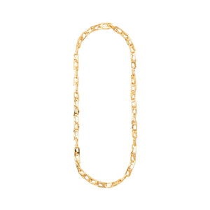 AMBUSH | Sling Snap Necklace Gold - Concrete