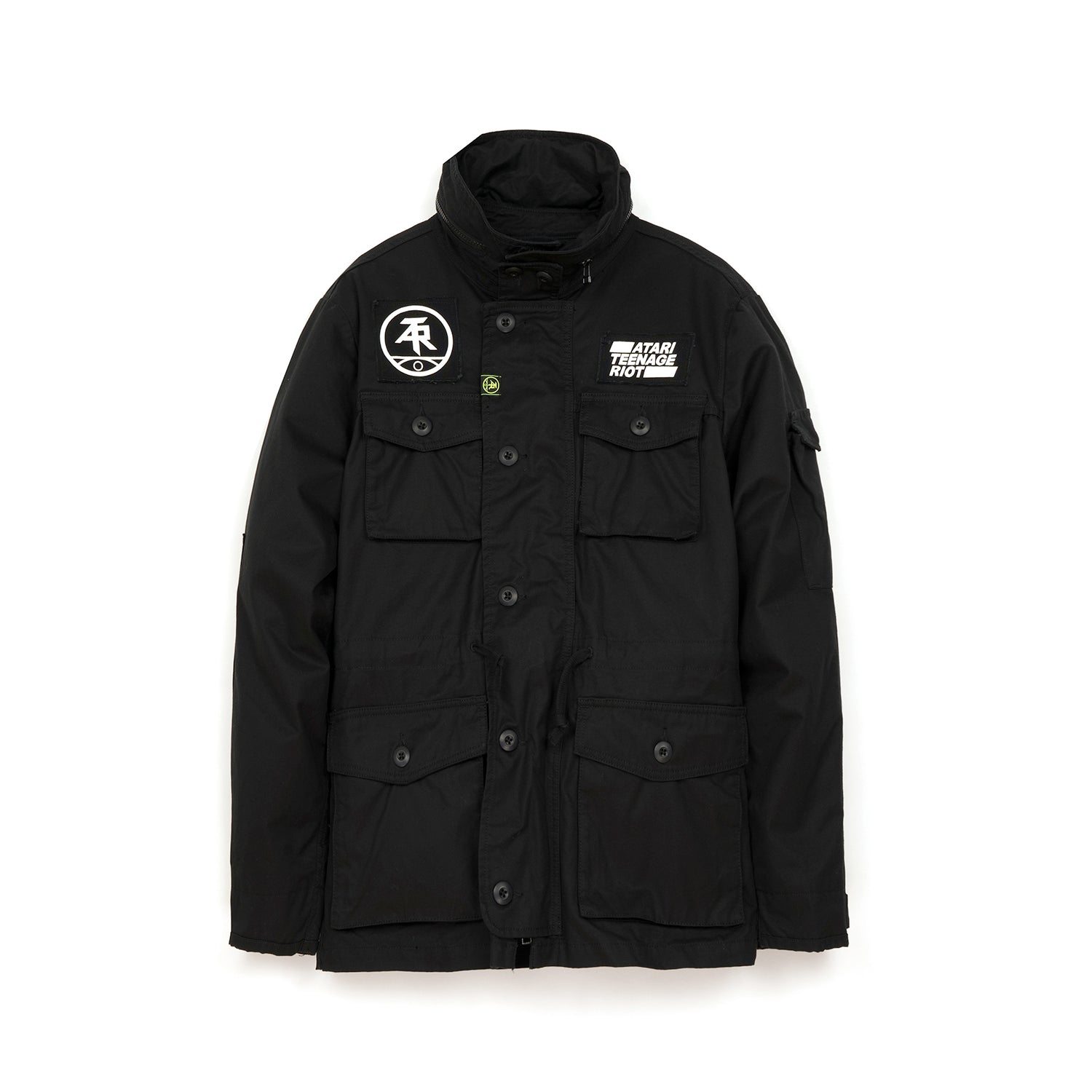 NEIGHBORHOOD 'ATR. M-65' / C-Jkt Black