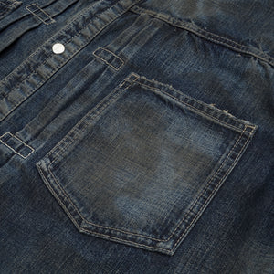 NEIGHBORHOOD Savage.Western / C-Shirt. LS Indigo