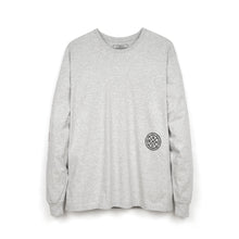 Load image into Gallery viewer, NEIGHBORHOOD 'F&F.ABJAD' / C-TEE LS Gray