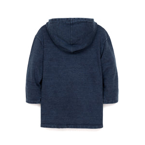 NEIGHBORHOOD 'Mex Parka. ID' / C-Hooded 3Q Indigo