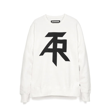 NEIGHBORHOOD | 'ATR' C-Crew L/S White - Concrete