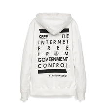 Load image into Gallery viewer, NEIGHBORHOOD 'ATR' C-Hooded L/S White - Concrete