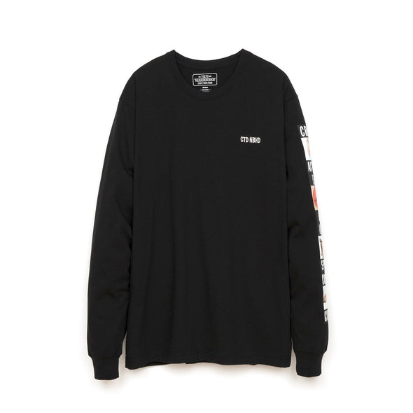 NEIGHBORHOOD 'CTDNH-2' / C-TEE. LS Pullover Black