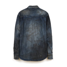 Load image into Gallery viewer, NEIGHBORHOOD Savage.Western / C-Shirt. LS Indigo