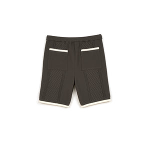 NEIGHBORHOOD Cable / E-ST Short Pants Gray
