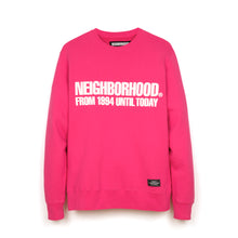 Load image into Gallery viewer, NEIGHBORHOOD | Classic-S / C-Crew. LS Pink - Concrete
