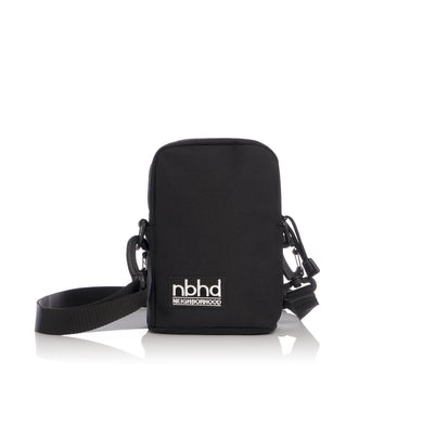 NEIGHBORHOOD | Shoulder / N-Luggage Black