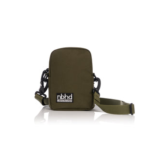 NEIGHBORHOOD | Shoulder / N-Luggage Olive Drab - Concrete