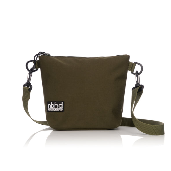 NEIGHBORHOOD | PH / N-Pouch Olive Drab - Concrete