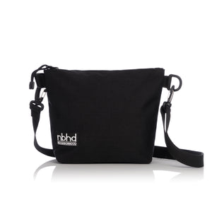 NEIGHBORHOOD | PH / N-Pouch Black - Concrete