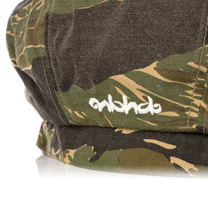 NEIGHBORHOOD | Mil-Beret . Tiger / C-Cap Tiger Stripe - Concrete