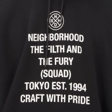 將圖像加載到畫廊查看器中NEIGHBORHOOD | Tight / C-Hooded .LS Black