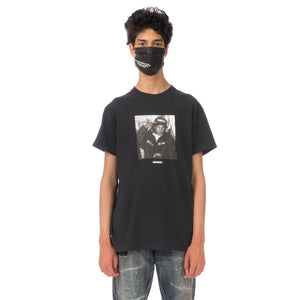 NEIGHBORHOOD | x Image Club Limited NHIX-1 / C-Tee Black - Concrete