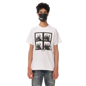 NEIGHBORHOOD | x Image Club Limited NHIX-2 / C-Tee White - Concrete