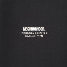將圖像加載到畫廊查看器中NEIGHBORHOOD | x Image Club Limited NHIX-3 / C-Tee Black