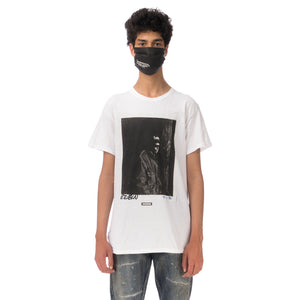 NEIGHBORHOOD | x Image Club Limited NHIX-3 / C-Tee White - Concrete