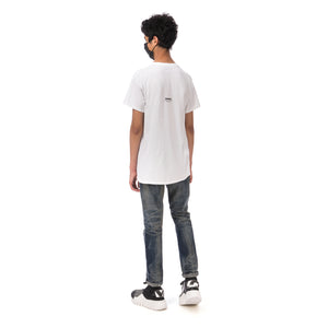 NEIGHBORHOOD | x Image Club Limited NHIX-3 / C-Tee White