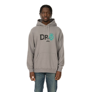 NEIGHBORHOOD | DRXSRL / C-HOODED LS. Gray - Concrete