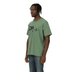 NEIGHBORHOOD | DRXSRL / C-TEE Olive Drab - Concrete