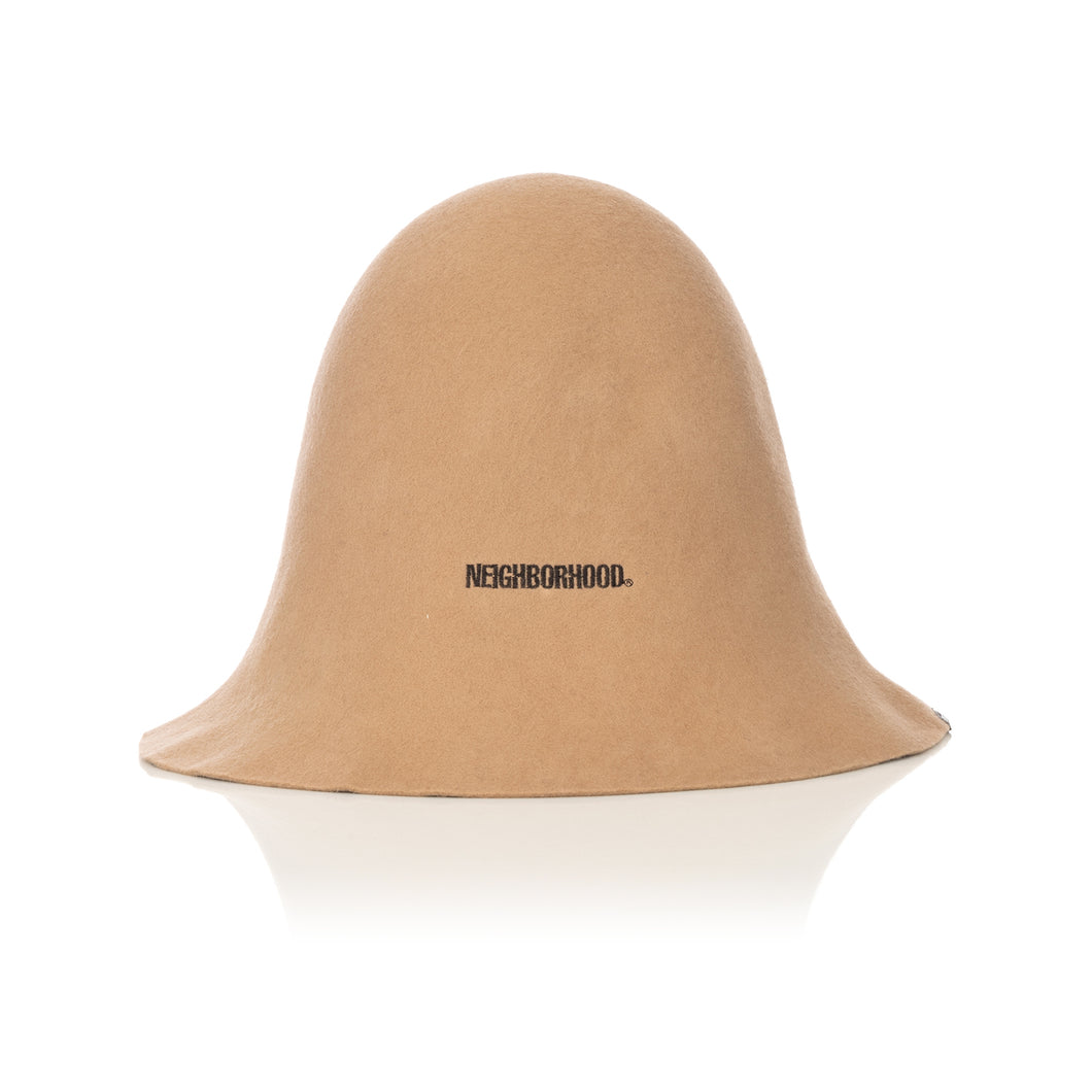 NEIGHBORHOOD | B.D. / W-HAT Beige - Concrete