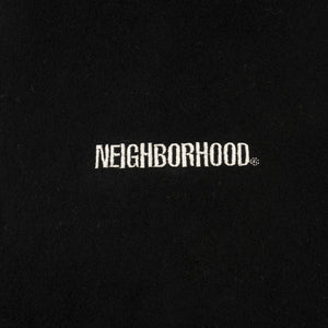 NEIGHBORHOOD | B.D. / W-HAT Black