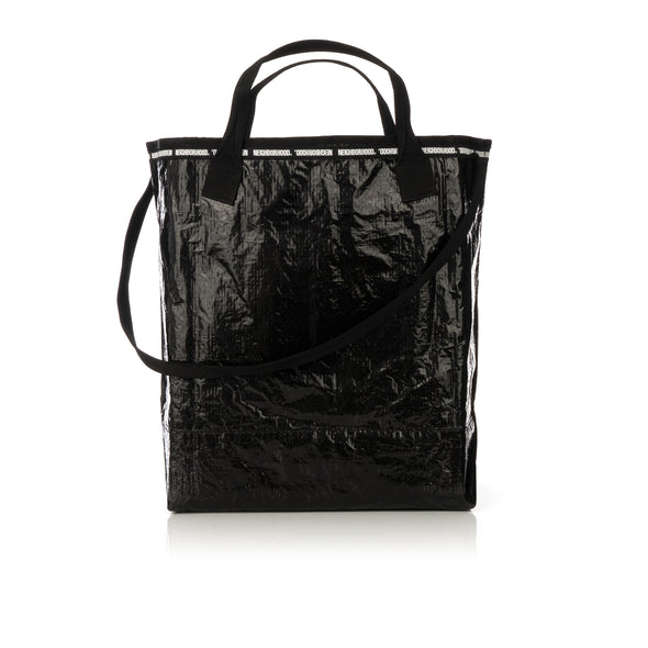 NEIGHBORHOOD | Doller / P-LUGGAGE Tote Bag Black - Concrete
