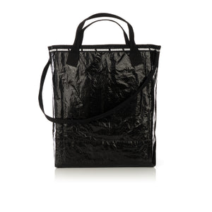 NEIGHBORHOOD | Doller / P-LUGGAGE Tote Bag Black