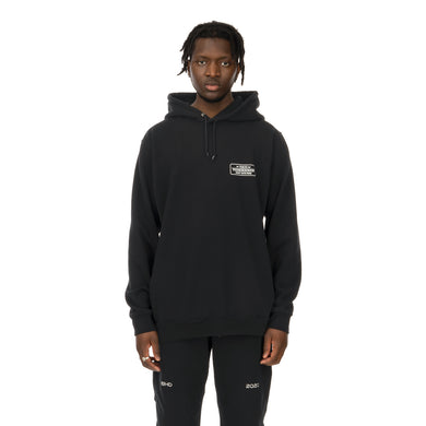 NEIGHBORHOOD | Classic-S / C-Hooded .LS Black - Concrete