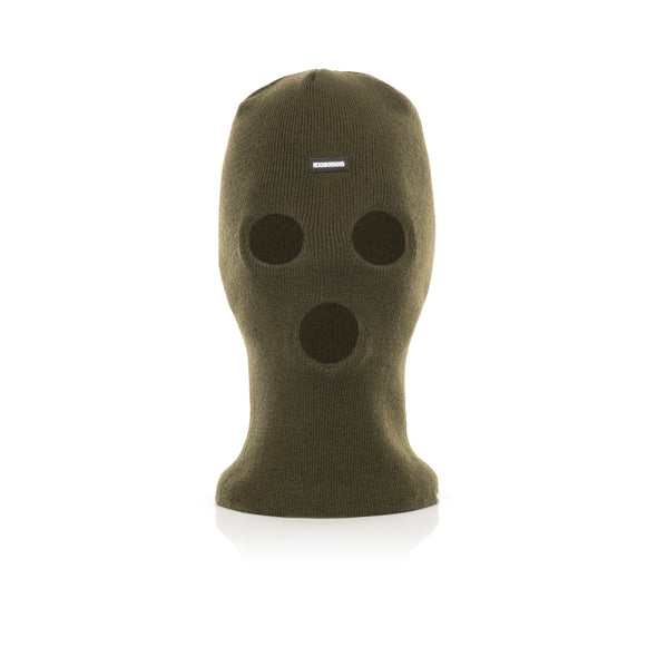 NEIGHBORHOOD | BALACLAVA / AW-Cap Olive Drab - Concrete