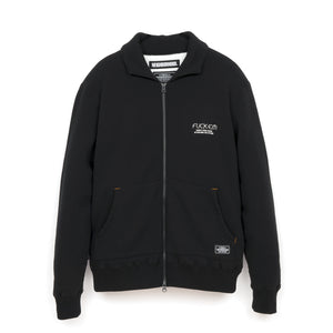 NEIGHBORHOOD | S&W / C-Zip Cardigan . LS Black - Concrete