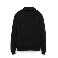 將圖像加載到畫廊查看器中NEIGHBORHOOD S&W / C-Zip Cardigan . LS Black - Concrete
