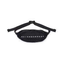 Load image into Gallery viewer, NEIGHBORHOOD 'WB' / N-Waist Bag Black