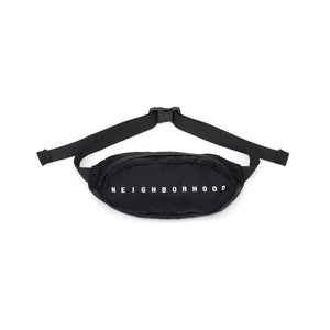 NEIGHBORHOOD 'WB' / N-Waist Bag Black