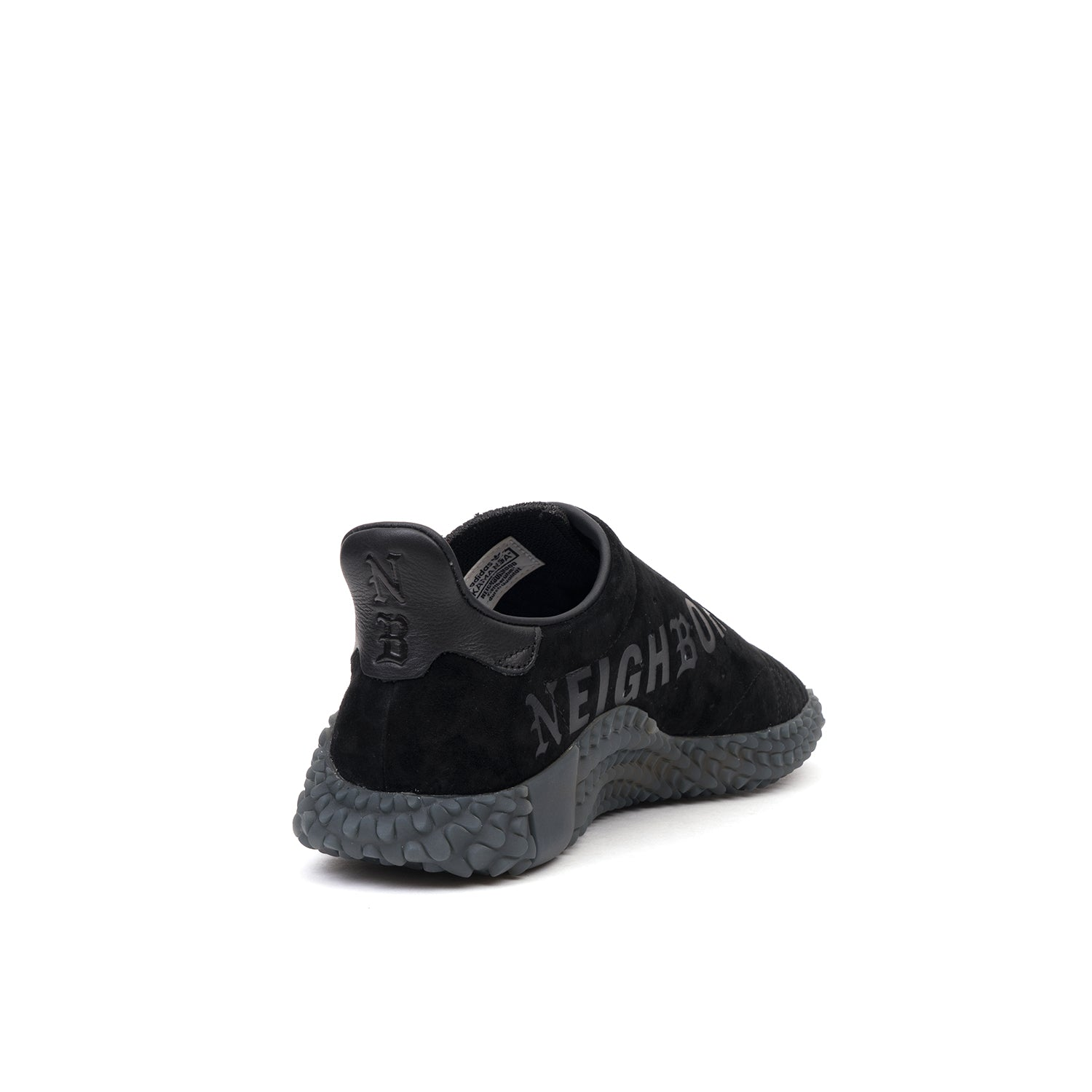 arrives 72f4a db0a4 adidas Originals x NEIGHBORHOOD Kamanda 01 NBHD Black