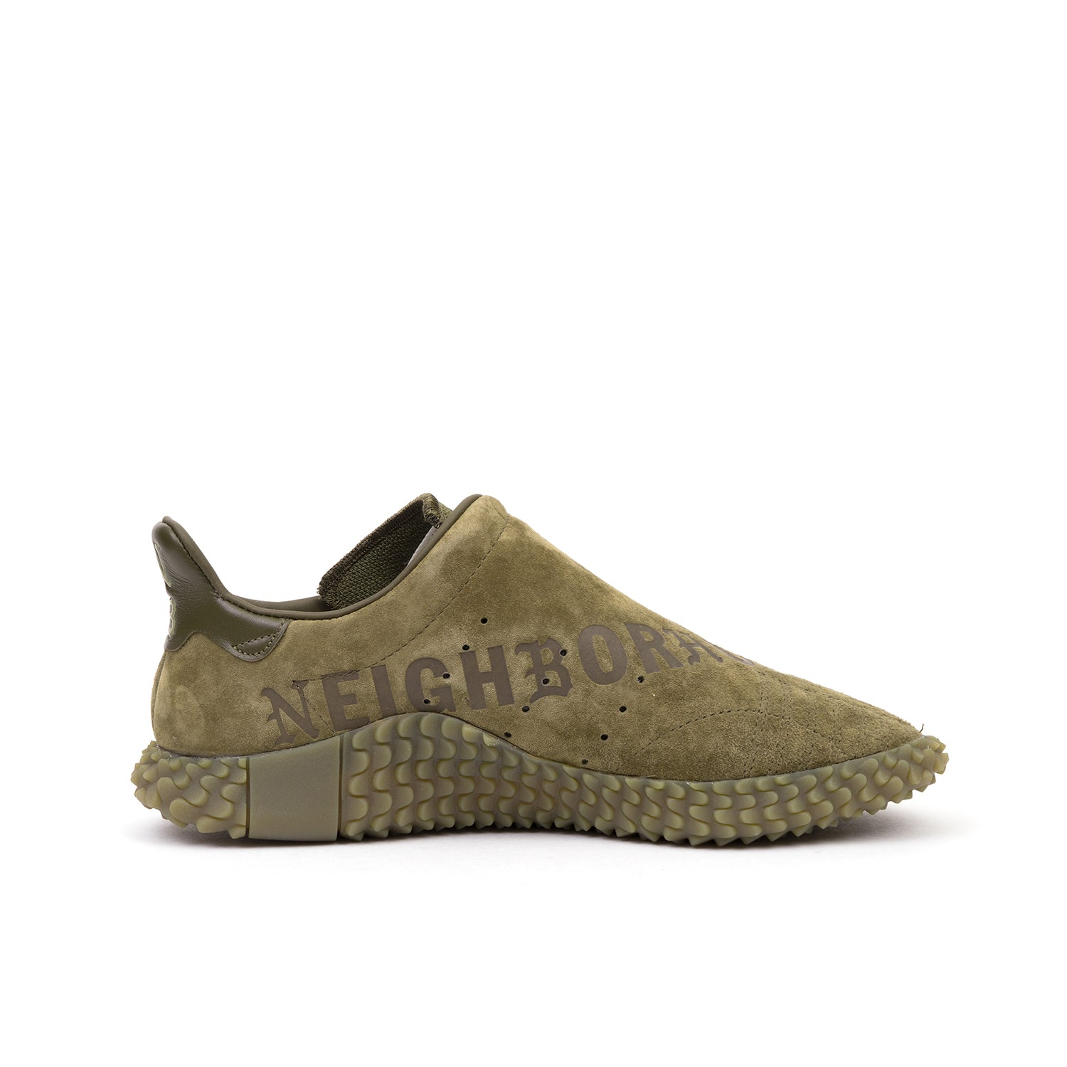 4aeb0aafca6d75 adidas Originals x NEIGHBORHOOD Kamanda 01 NBHD Trace Olive – Concrete