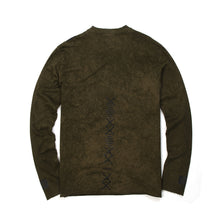 Afbeelding in Gallery-weergave laden, NEWAMS Mill Acid Sweater Green