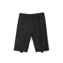 Load image into Gallery viewer, NEWAMS | Coated Shorts Black - Concrete