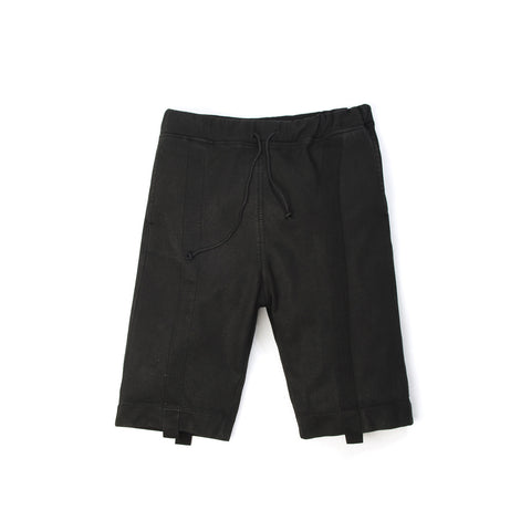 NEWAMS Coated Shorts Black
