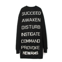 Load image into Gallery viewer, NEWAMS | Succeed Sweat Black - Concrete