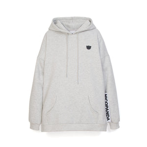 NicoPanda NP Hoodie Heather Grey
