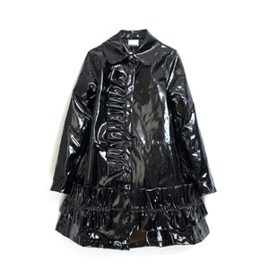 NicoPanda Rain Jacket Black