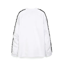 Load image into Gallery viewer, NicoPanda Track Top White - Concrete