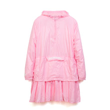 Load image into Gallery viewer, NicoPanda Windbreaker Dress Pink